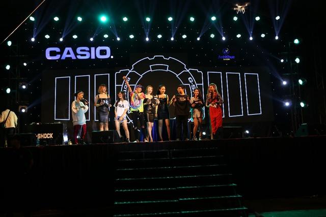 Sơn Tùng M-TP bùng nổ cảm xúc tại Đại nhạc hội Casio G-Shock - Ảnh 2.