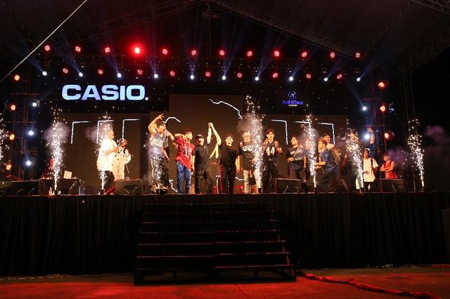 Sơn Tùng M-TP bùng nổ cảm xúc tại Đại nhạc hội Casio G-Shock - Ảnh 3.