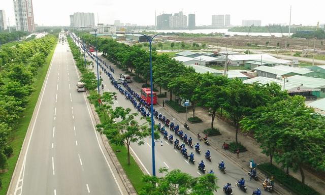 Bất ngờ với những bức tranh ghép kỷ lục tại Việt Nam - Ảnh 7.