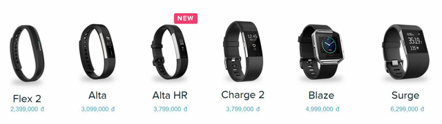 Fitbit chính thức bán tại Việt Nam qua hệ thống FPT Trading - Ảnh 4.