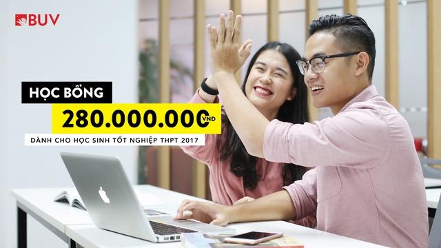 Học bổng đại học lên tới 280 triệu cho khối ngành Tài chính - Ảnh 1.