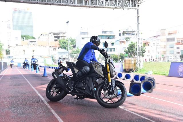 Thái Bình và Phan Thiết dậy sóng với sự kiện kỷ niệm 1 triệu xe Exciter hoành tráng - Ảnh 4.
