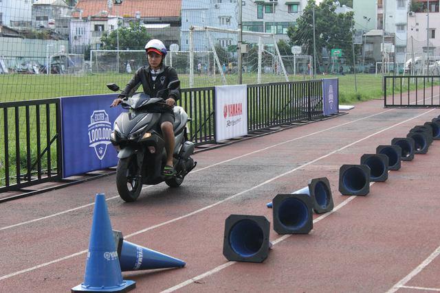 Thái Bình và Phan Thiết dậy sóng với sự kiện kỷ niệm 1 triệu xe Exciter hoành tráng - Ảnh 6.