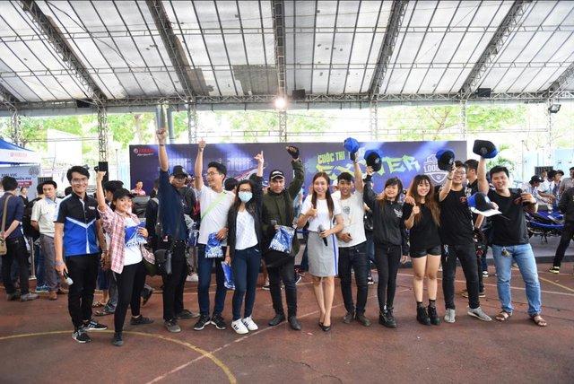 Thái Bình và Phan Thiết dậy sóng với sự kiện kỷ niệm 1 triệu xe Exciter hoành tráng - Ảnh 8.