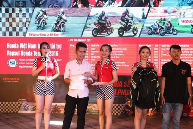 Cuồng nhiệt cùng giải đua MotoGP tại thành phố Hải Phòng - Ảnh 2.