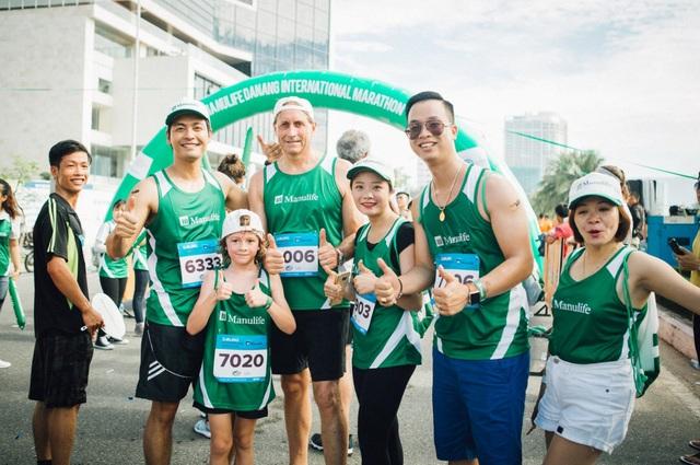 Cảm xúc trải dài cùng những bước chân trên đường chạy Marathon Quốc tế Đà Nẵng 2017 - Ảnh 9.