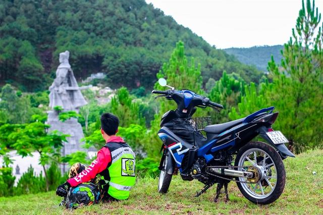 Cộng đồng yêu xe Việt háo hức tham gia cuộc thi ghép tranh Mosaic khổng lồ - Ảnh 2.
