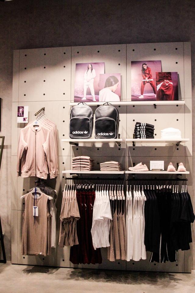 adidas Originals khai trương cửa hàng mới ngay Vincom Nguyễn Chí Thanh, Hà Nội - Ảnh 4.