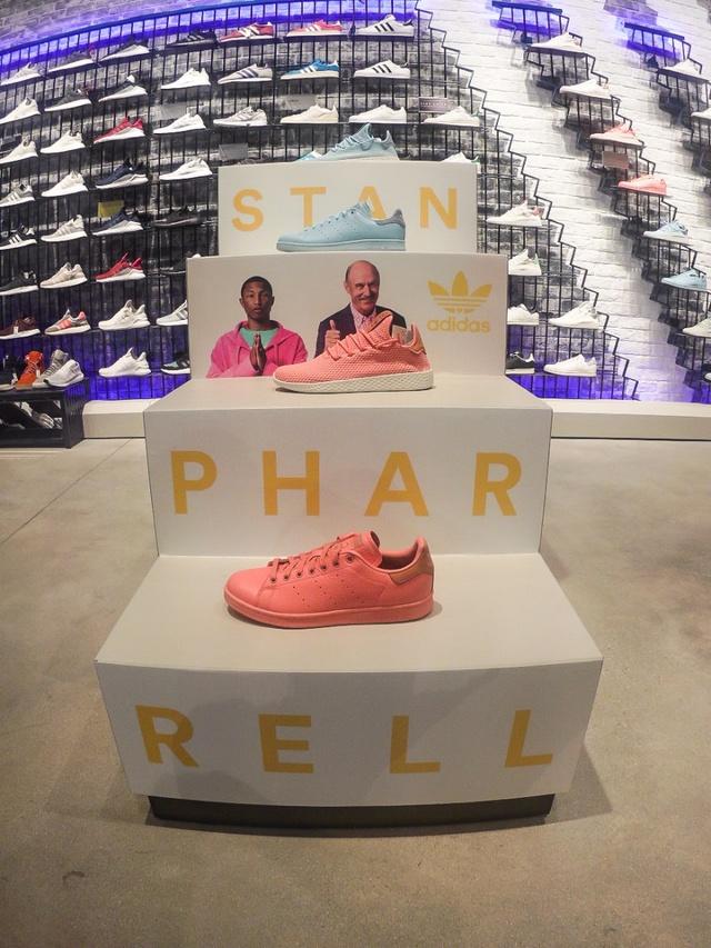 adidas Originals khai trương cửa hàng mới ngay Vincom Nguyễn Chí Thanh, Hà Nội - Ảnh 6.
