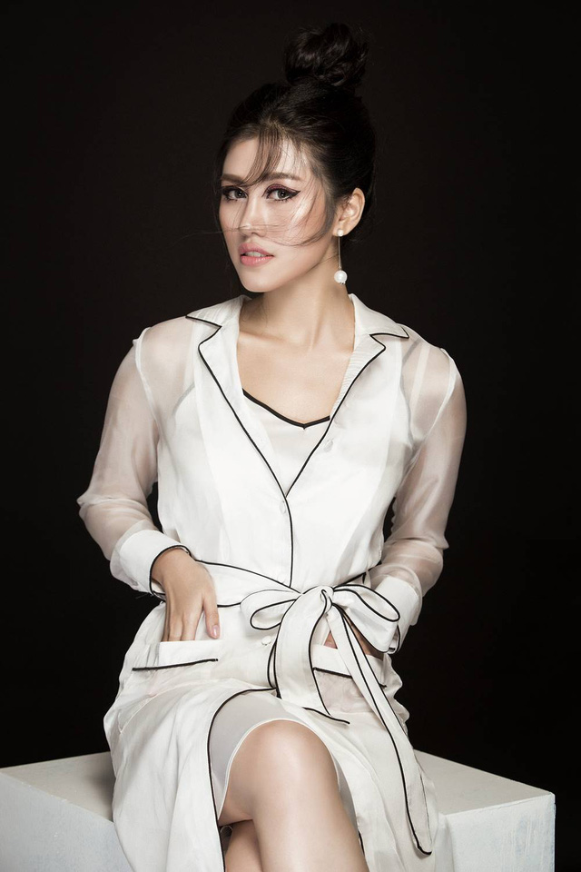Emily Hồng Nhung biến hoá lôi cuốn trong bộ sưu tập mới - Ảnh 6.