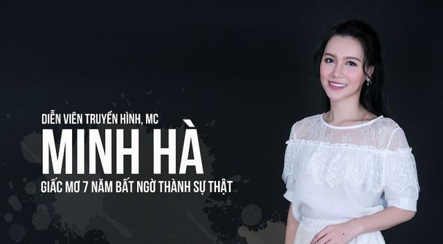 Không chỉ Đức Phúc, MC Minh Hà cũng có câu chuyện giấu kín về thẩm mỹ - Ảnh 1.