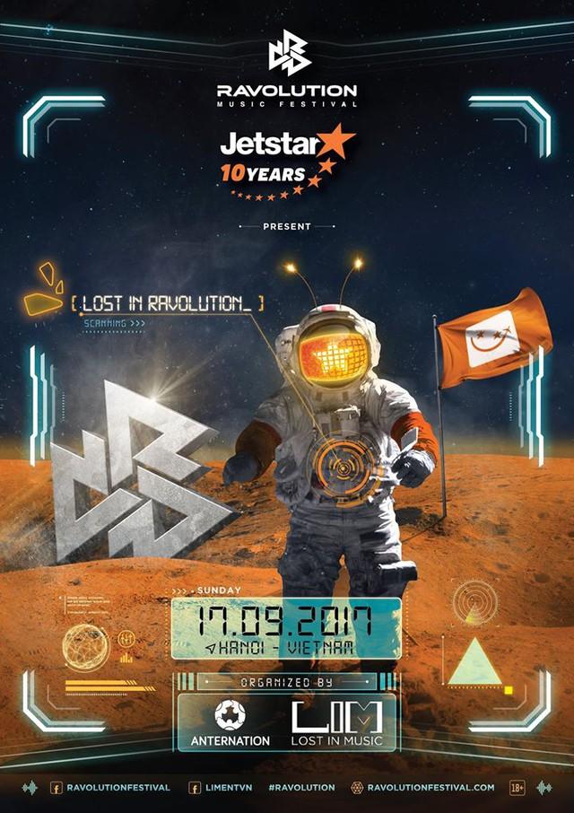 Alan Walker và Nicky Romero sẽ cùng xuất hiện tại Ravolution Music Festival by Jetstar - Ảnh 1.
