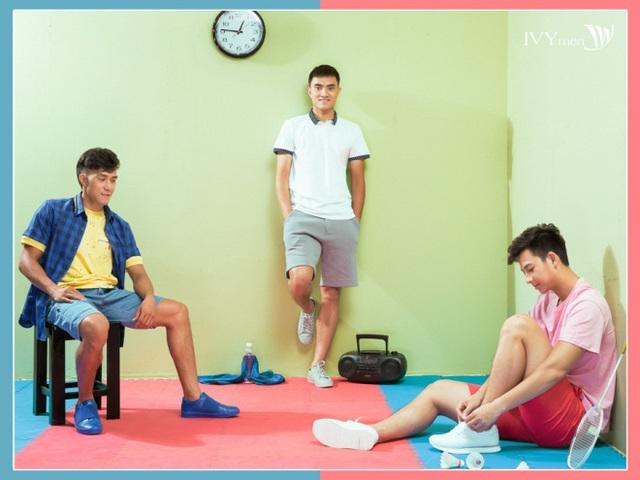 Trai đẹp làng thể thao khoe dáng trong bộ ảnh thời trang mới - Ảnh 2.