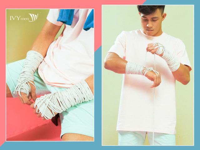 Trai đẹp làng thể thao khoe dáng trong bộ ảnh thời trang mới - Ảnh 5.