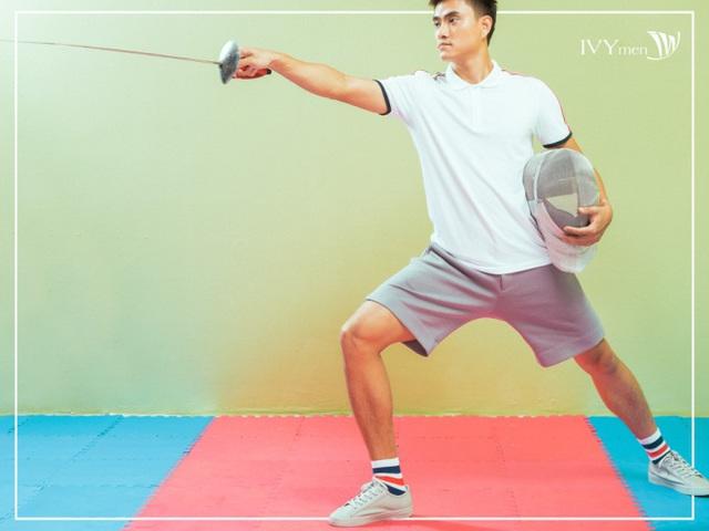Trai đẹp làng thể thao khoe dáng trong bộ ảnh thời trang mới - Ảnh 7.