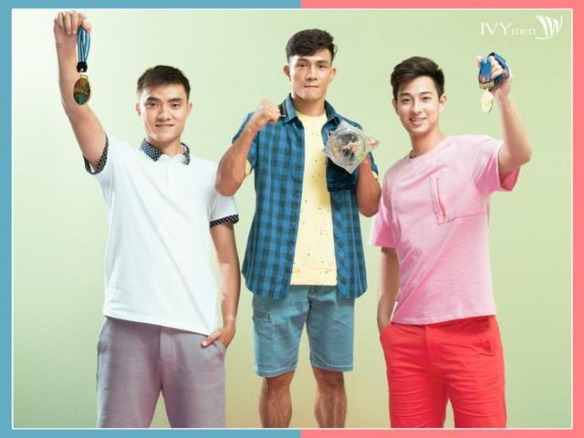Trai đẹp làng thể thao khoe dáng trong bộ ảnh thời trang mới - Ảnh 9.