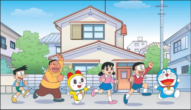 Phim hoạt hình Doraemon lần đầu được cấp bản quyền phát hành trên YouTube - Ảnh 4.