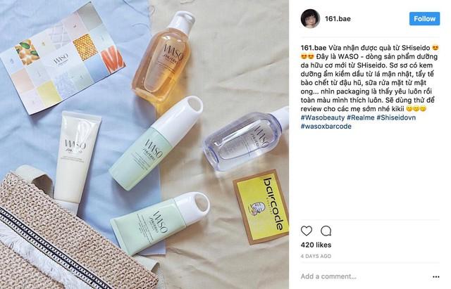 Soi bộ dưỡng da mới của Shiseido đang được các hot teen nhiệt tình lăng xê - Ảnh 7.