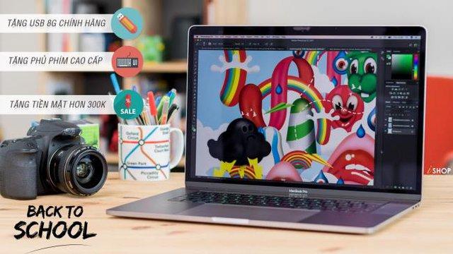 Kinh nghiệm lựa chọn Macbook phù hợp với từng ngành học - Ảnh 7.