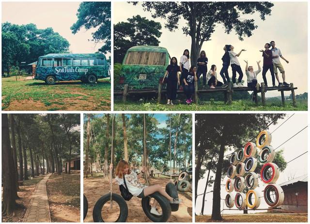 Sơn Tinh Camp - Điểm du lịch gần Hà Nội giúp bạn làm mới bản thân - Ảnh 3.