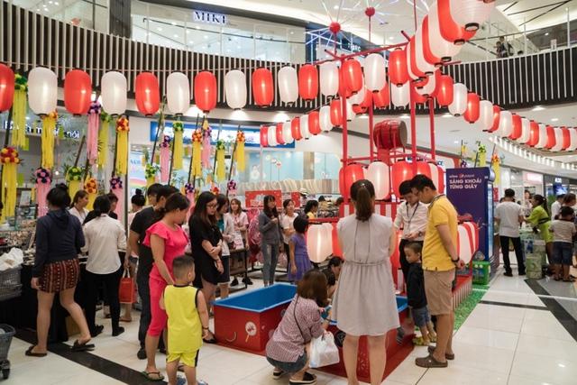 Mua sắm thả ga, vui chơi thỏa thích tại Lễ hội Mùa hè Aeon hai miền Nam Bắc - Ảnh 8.