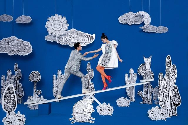 Pop art - Xu hướng thời trang đang háo hức trở về - Ảnh 3.
