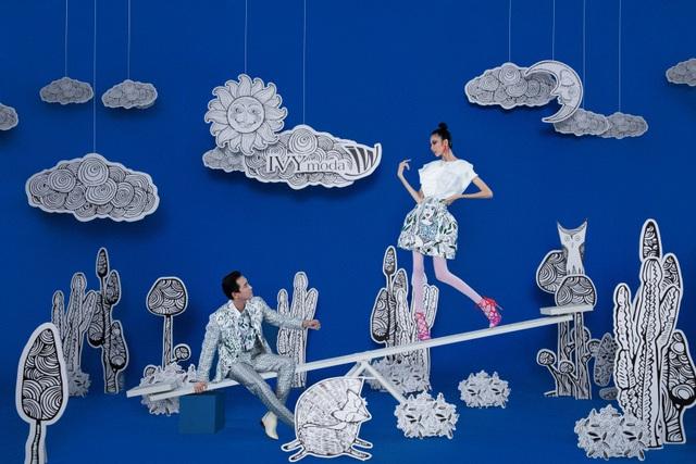 Pop art - Xu hướng thời trang đang háo hức trở về - Ảnh 4.