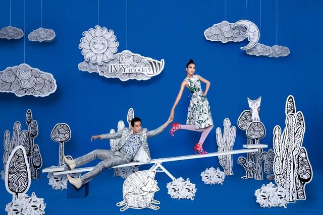 Pop art - Xu hướng thời trang đang háo hức trở về - Ảnh 5.