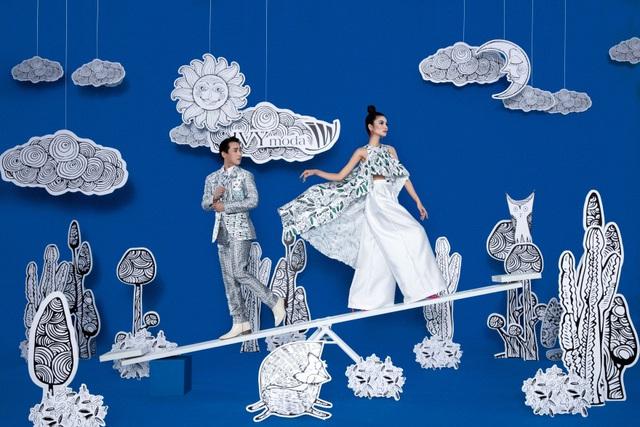 Pop art - Xu hướng thời trang đang háo hức trở về - Ảnh 6.