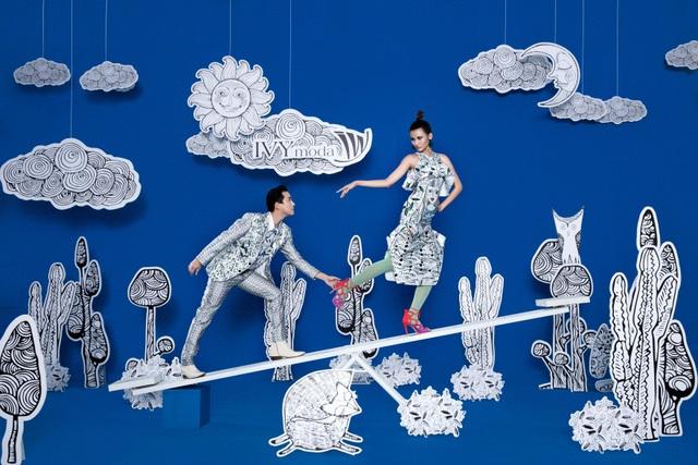 Pop art - Xu hướng thời trang đang háo hức trở về - Ảnh 8.