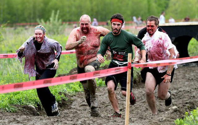 Escape From Zombie: Cuộc chạy đua sống còn với Zombie đầu tiên tại Việt Nam - Ảnh 3.