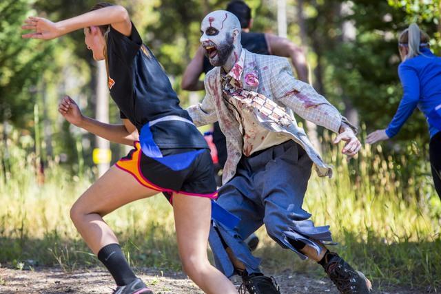 Escape From Zombie: Cuộc chạy đua sống còn với Zombie đầu tiên tại Việt Nam - Ảnh 4.
