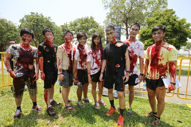 Escape From Zombie: Cuộc chạy đua sống còn với Zombie đầu tiên tại Việt Nam - Ảnh 6.