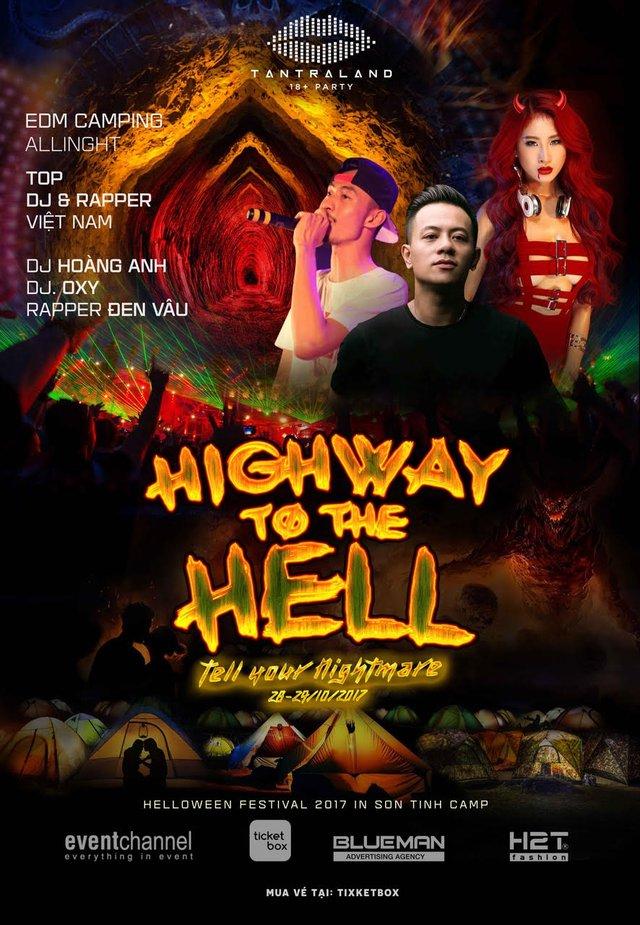 """Sốt vé sự kiện """"Highway to the hell"""" lần đầu tiên tổ chức tại Việt Nam - Ảnh 1."""