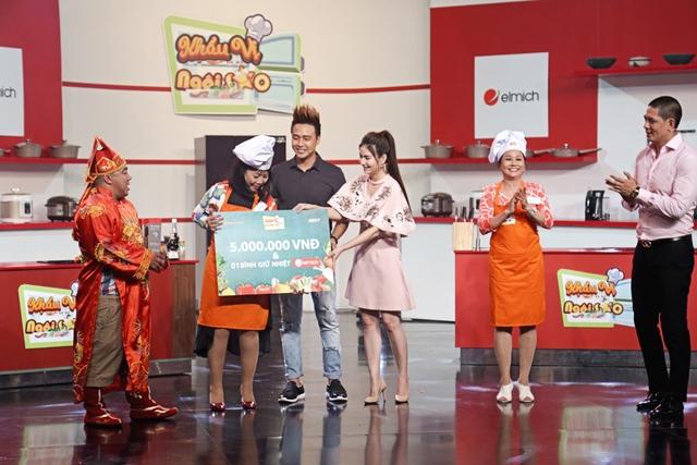 """Thanh Duy, Kha Ly vạch mặt"""" sở thích ăn uống của nhau trên sóng truyền hình - Ảnh 2."""