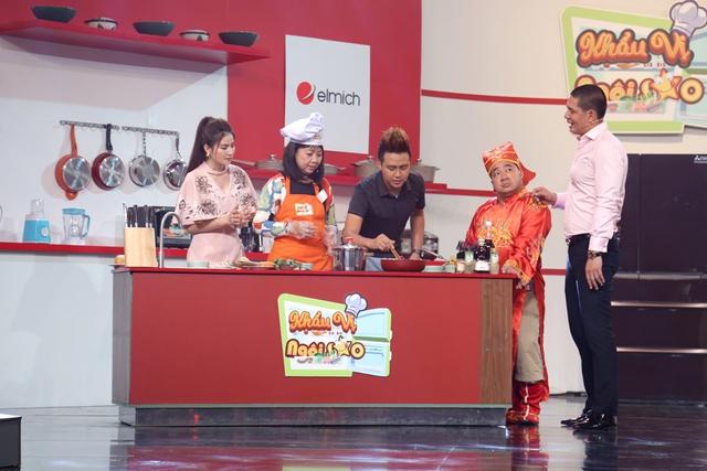 """Thanh Duy, Kha Ly vạch mặt"""" sở thích ăn uống của nhau trên sóng truyền hình - Ảnh 4."""