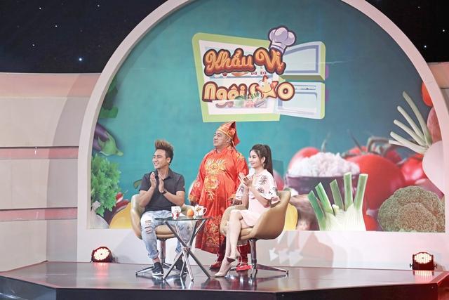"""Thanh Duy, Kha Ly vạch mặt"""" sở thích ăn uống của nhau trên sóng truyền hình - Ảnh 5."""