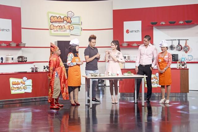 """Thanh Duy, Kha Ly vạch mặt"""" sở thích ăn uống của nhau trên sóng truyền hình - Ảnh 6."""