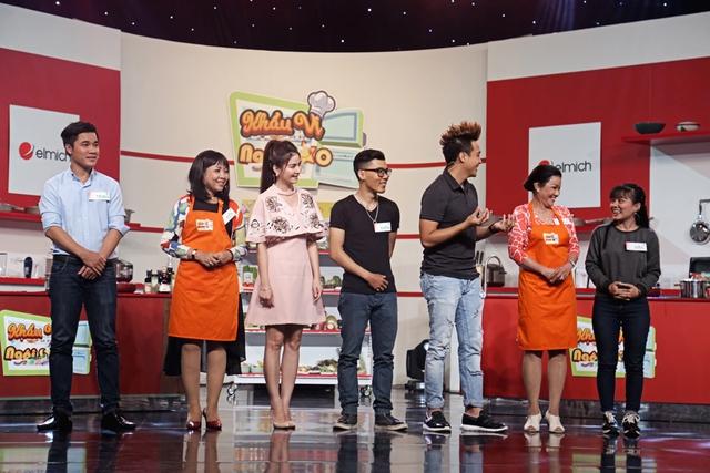 """Thanh Duy, Kha Ly vạch mặt"""" sở thích ăn uống của nhau trên sóng truyền hình - Ảnh 8."""