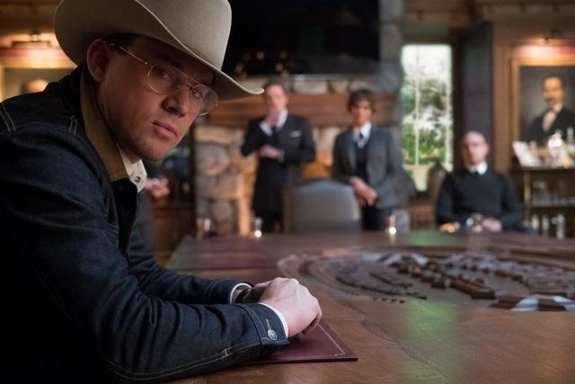 Channing Tatum - Chàng siêu điệp viên Mỹ cực ngầu sẽ đốn tim bạn ở Kingsman 2 - Ảnh 3.