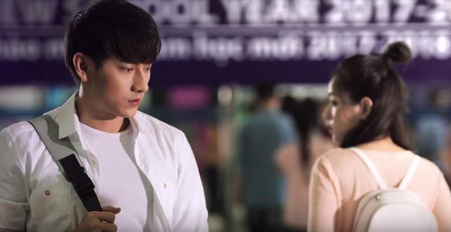 Hé lộ hậu trường siêu dễ thương của Isaac và Chi Pu trong MV mới - Ảnh 4.