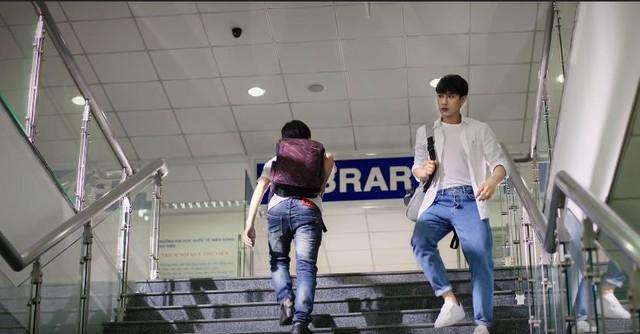 Hé lộ hậu trường siêu dễ thương của Isaac và Chi Pu trong MV mới - Ảnh 6.