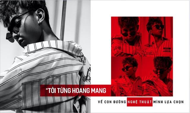 """Soobin Hoàng Sơn: Tôi từng hoang mang về con đường nghệ thuật mình lựa chọn"""" - Ảnh 1."""