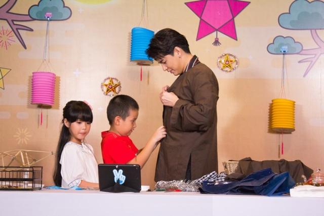 """Noo Phước Thịnh hoá thân thành chú cuội say sưa hát """"Tôi là một ngôi sao"""" - Ảnh 2."""