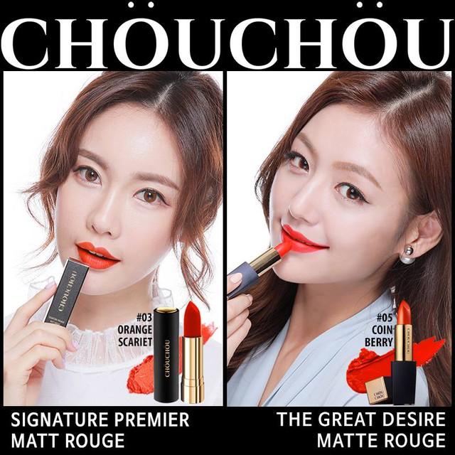 Phái đẹp đổ gục trước son Chou Chou Desire - Xứng đáng điểm 10 tuyệt đối - Ảnh 11.