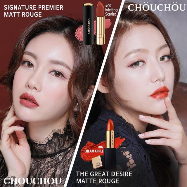 Phái đẹp đổ gục trước son Chou Chou Desire - Xứng đáng điểm 10 tuyệt đối - Ảnh 12.