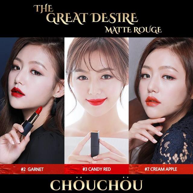 Phái đẹp đổ gục trước son Chou Chou Desire - Xứng đáng điểm 10 tuyệt đối - Ảnh 13.