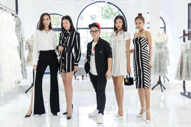 Phạm Hương, Minh Tú, Mâu Thủy đối đầu kịch liệt trong show thời trang có một-không-hai - Ảnh 3.