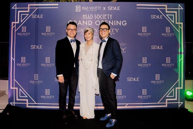 Á hậu Huyền My,siêu mẫu Phương Mai sải bước tại sự kiện Great Gatsby - Ảnh 7.