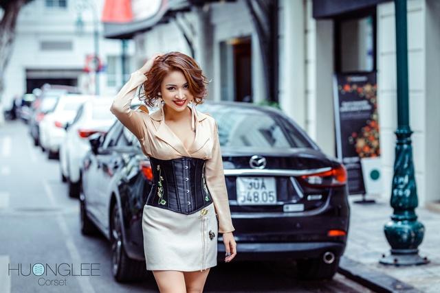 Corset - Xu hướng làm đẹp mới đang lấy lòng nhiều sao Việt - Ảnh 4.